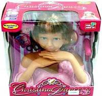 Голова куклы с аксессуарами 22-13C