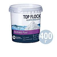 Флокулянт (коагулянт, флокер) в гранулах для воды в бассейне 80412 (Венгрия), 400 г