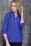 """Женская блузка большого размера """"Sellin"""", фото 3"""