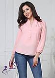"""Женская блузка большого размера """"Sellin"""", фото 5"""