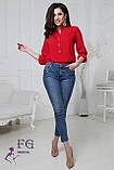 """Женская блузка большого размера """"Sellin"""", фото 7"""