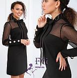"""Вечернее платье с сеткой """"Alana"""", фото 5"""