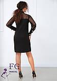"""Вечернее платье с сеткой """"Alana"""", фото 7"""