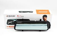 """Автомобильный видеорегистратор зеркало DVR E92 с двумя камерами 1080P 10"""""""