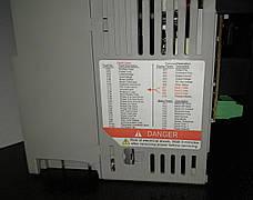 Б/У Преобразователь частоты Allen-Bradley 22B-D4P0N104 PowerFlex 40. 1,5кВт 3-ф/380, фото 3