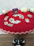 Мини игральные карты (аксессуары для кукол), фото 3