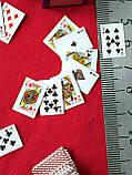 Мини игральные карты (аксессуары для кукол), фото 5