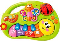 Музыкальная игрушка пианино для малышей 927 (на английском языке)