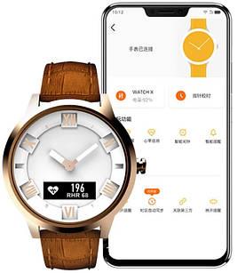 Смарт-часы Lenovo Watch X Plus Gold