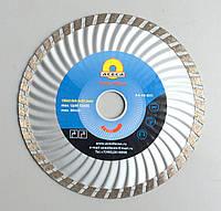 """Диск алмазный """"ACECA""""  150*2.8*22.2 мм. турбо-волна серый"""