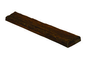 Панель Рустик ET 306 (2м) classic тёмная 12х3,5. DecoWood