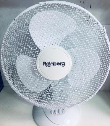Настольный Вентилятор Rainberg RB-016 (40Вт, 40см), фото 2