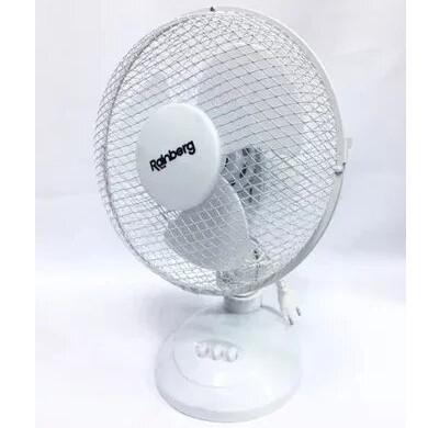 Настольный Вентилятор Rainberg RB-09 (30Вт, 23см)