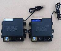 Блок управления детского электромобиля JiaJia R9A-27M 6V