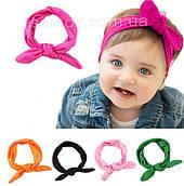 Стильная повязка (солоха) на голову для маленьких принцесс и юных леди и мам