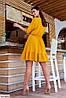 Крутое женское платье больших размеров в  разных цветах, фото 3