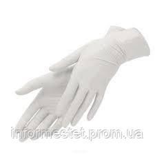 Перчатки нитриловые текстурированные неопудренные , S MEDICOM SAFE TOUCH (Медиком Сейф Тач) 100 шт.