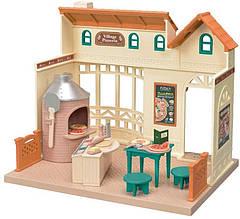 Игровой набор Sylvanian Families Пиццерия Village Pizzeria Various 5324
