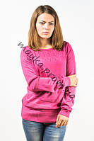 Кофта женская хлопковая розовая размер 46-48 AL29