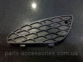 Решетка в бампер классик L. R. Mercedes E W211 W 211 новая орг. 03-06