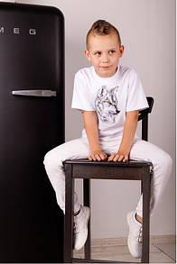Яркая  детская футболка с рисунком Микки Мауса на лето