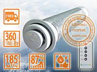 Рекуператор CLIMTEC РД-200 СТАНДАРТ - для помещения до 70 м2, фото 1