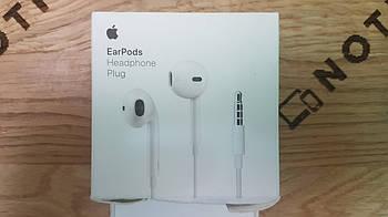 Наушники Apple EarPods with 3.5mm White ОРИГИНАЛ