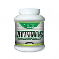 Hi Tec Nutrition- Germany Vitamin A-Z Antioxidant (1caps-900 mg) 120caps.Полный набор витаминов, минералов
