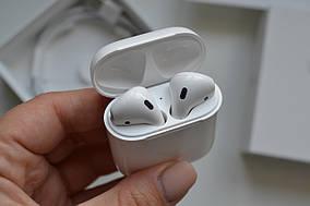 Оригинальные БеспроводныеНаушники Apple AirPodswith Charging Case (MMEF2) Оригинал!