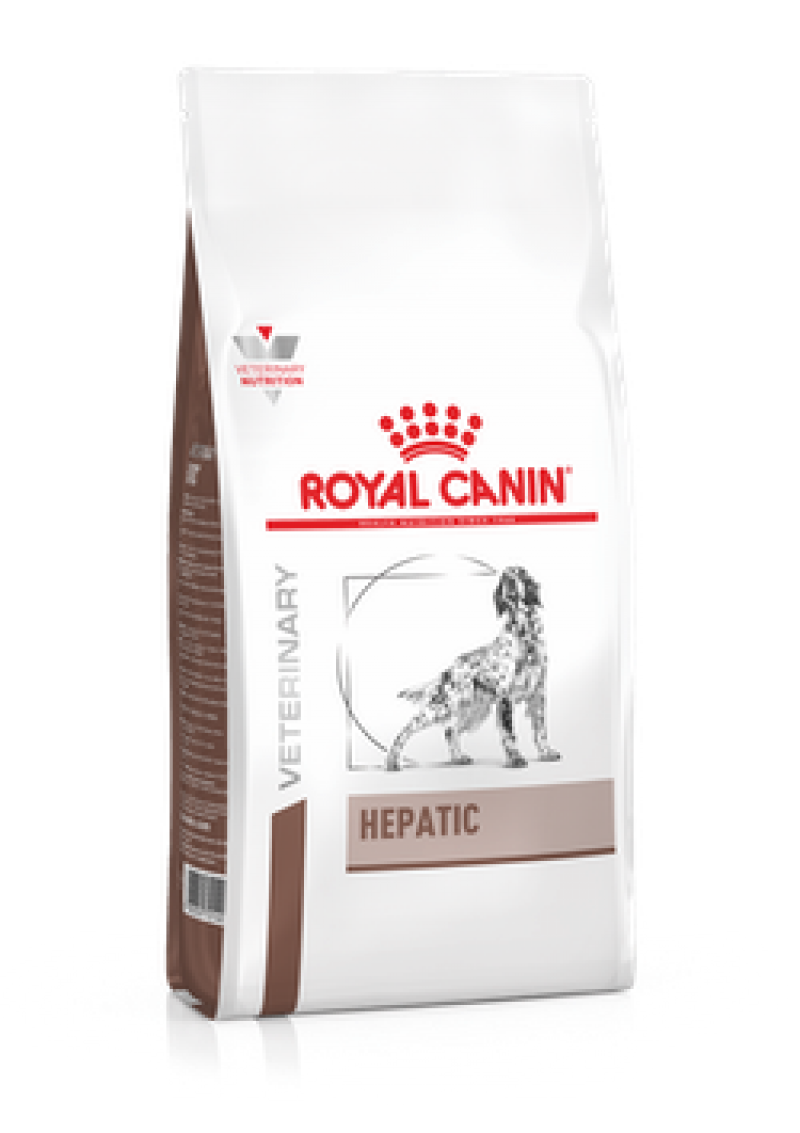 Корм для собак при заболеваниях печени Royal Canin Hepatic, 12 кг