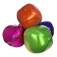 Фольгированные шары Китай ассорти  3D сферы