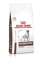 Корм  при нарушениях пищеварения Royal Canin Gastro Intestinal Low Fat, 12 кг