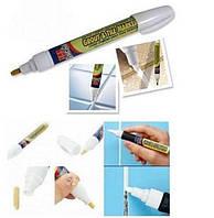 Карандаш маркер для швов плитки, кафеля Grout Aide