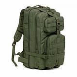 Военный тактический туристический рюкзак, фото 3