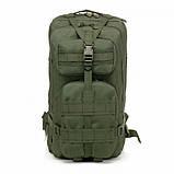 Військовий тактичний туристичний рюкзак, фото 10