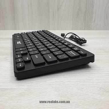 Клавіатура Mini Keybord K1000 (Black), фото 3