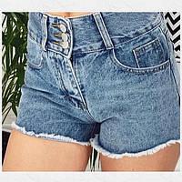 Шорты джинсовые (Фабричный Китай) 548