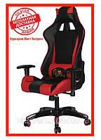 Кресло для врача Barsky SD-13 Sportdrive Game, черный / красный