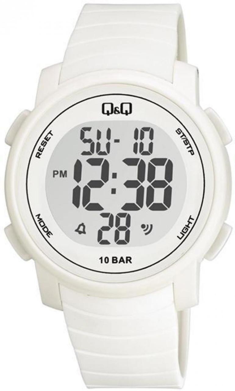 Мужские часы Q&Q M122J002Y + ПОДАРОК: Держатель для телефонa L-301