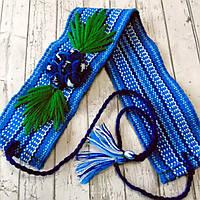 Чільце (синя)