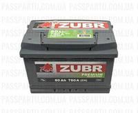 Аккумулятор ZUBR EXIDE Premium ZU80780R (евро) (278х175х190) (Беларусь) 12v, 80Ah (780A)