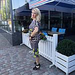 Платье летнее женское трикотажное с карманами Пл 191-2., фото 4