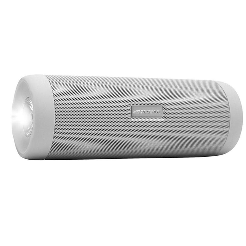 Портативная Bluetooth колонка Hopestar P4 серая  + ПОДАРОК: Держатель для телефонa L-301