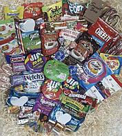 Крутой набор сладостей из Америки Sweet Box