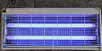 Лампа ловушка для мух,комаров,москитов,SunLigt 40Вт 80м2,Антимоскитный светильник на 80м2