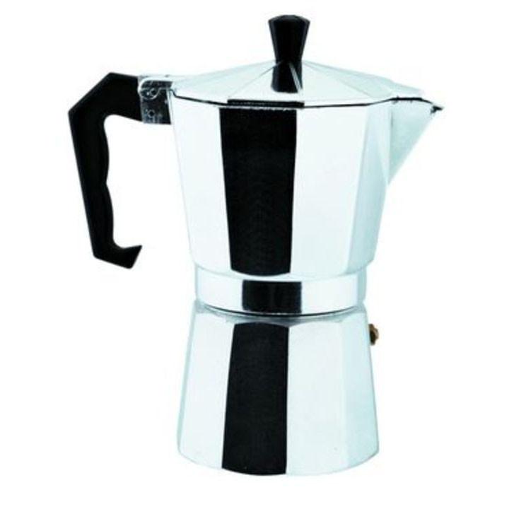 Кофеварка гейзерная Domatec DT-2906 (на 6 чашек)