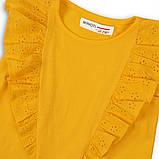 Детская и подростковая футболка для девочек 9-11 лет,  134-146 см Minoti, 134-140 см, фото 3