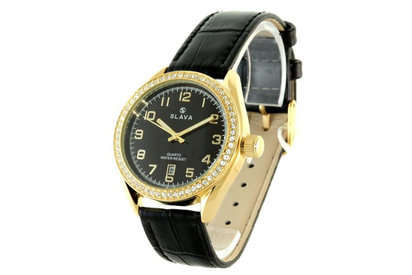 Женские часы SLAVA 10106 + ПОДАРОК: Держатель для телефонa L-301