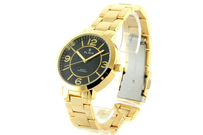 Женские часы SLAVA 10113 + ПОДАРОК: Держатель для телефонa L-301