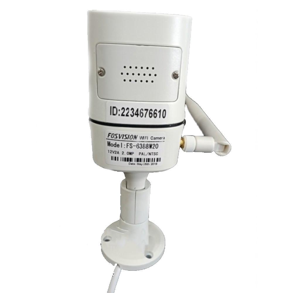 КАМЕРА FOSVISION FS-6388W20 2MP WI FI  + ПОДАРОК: Держатель для телефонa L-301